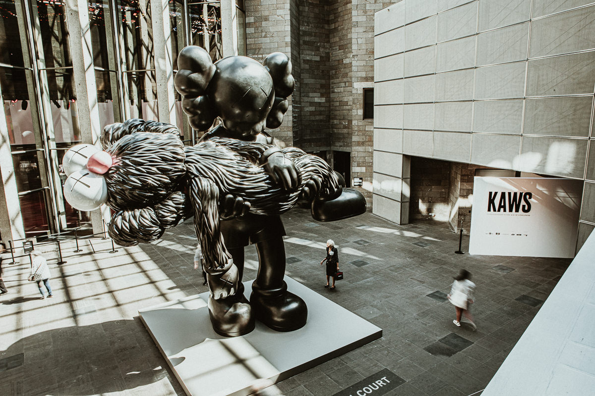 Worldwide largest KAWS Sculpture - Melbourne, Australia