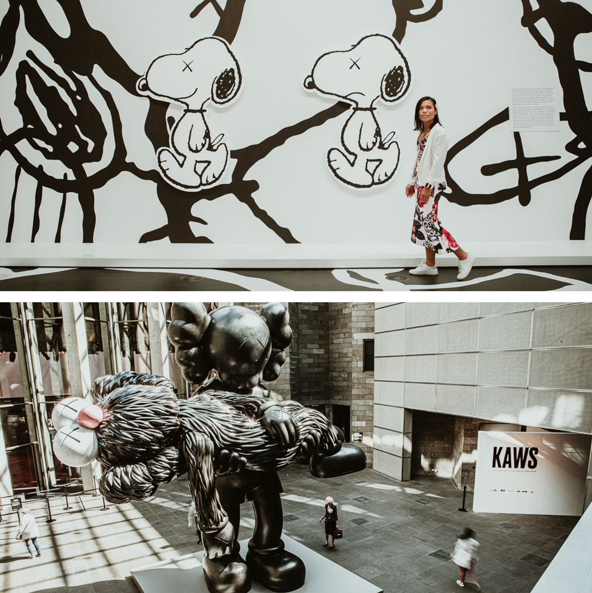 What's on in Melbourne - KAWS at the National Gallery of Victoria