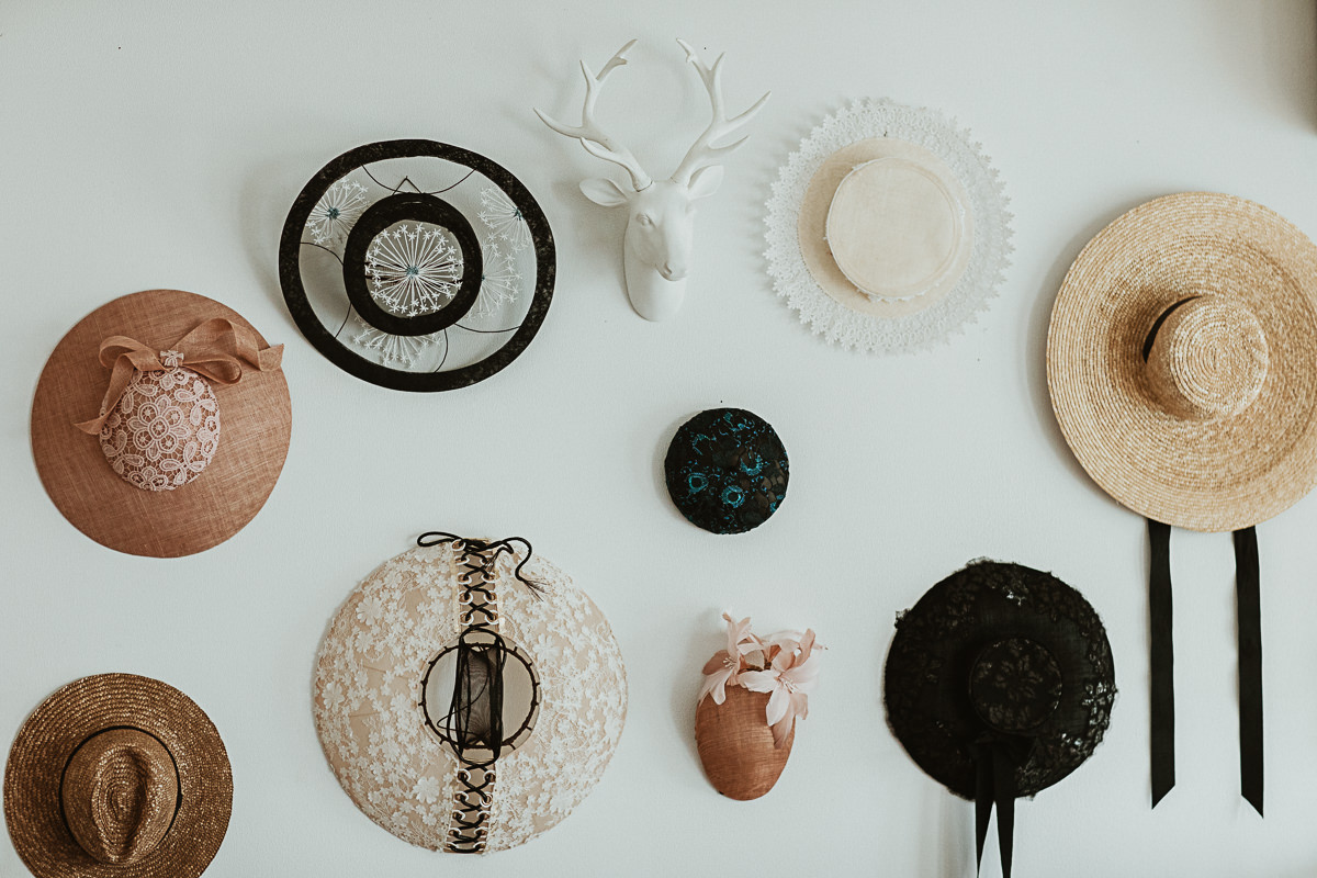 hat wall