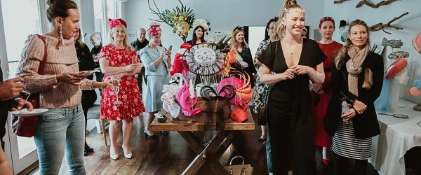 millinery event melbourne