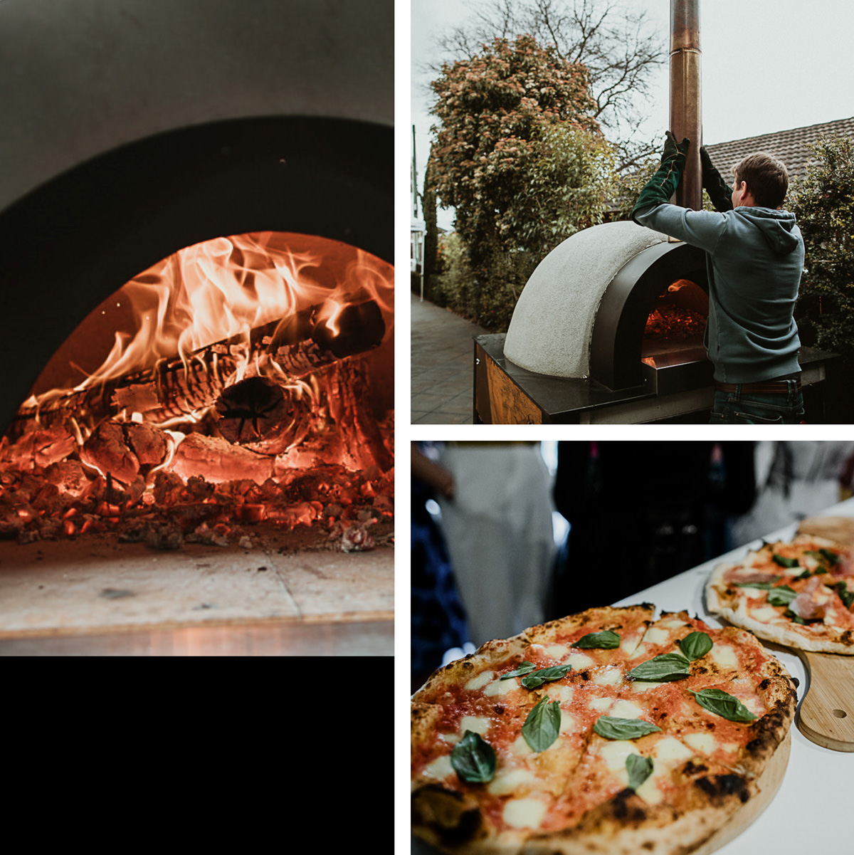 pizza event oven for rent