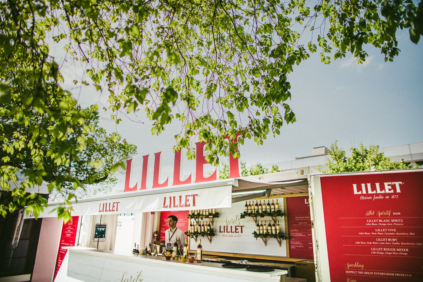 Lillet Bar - Flemington