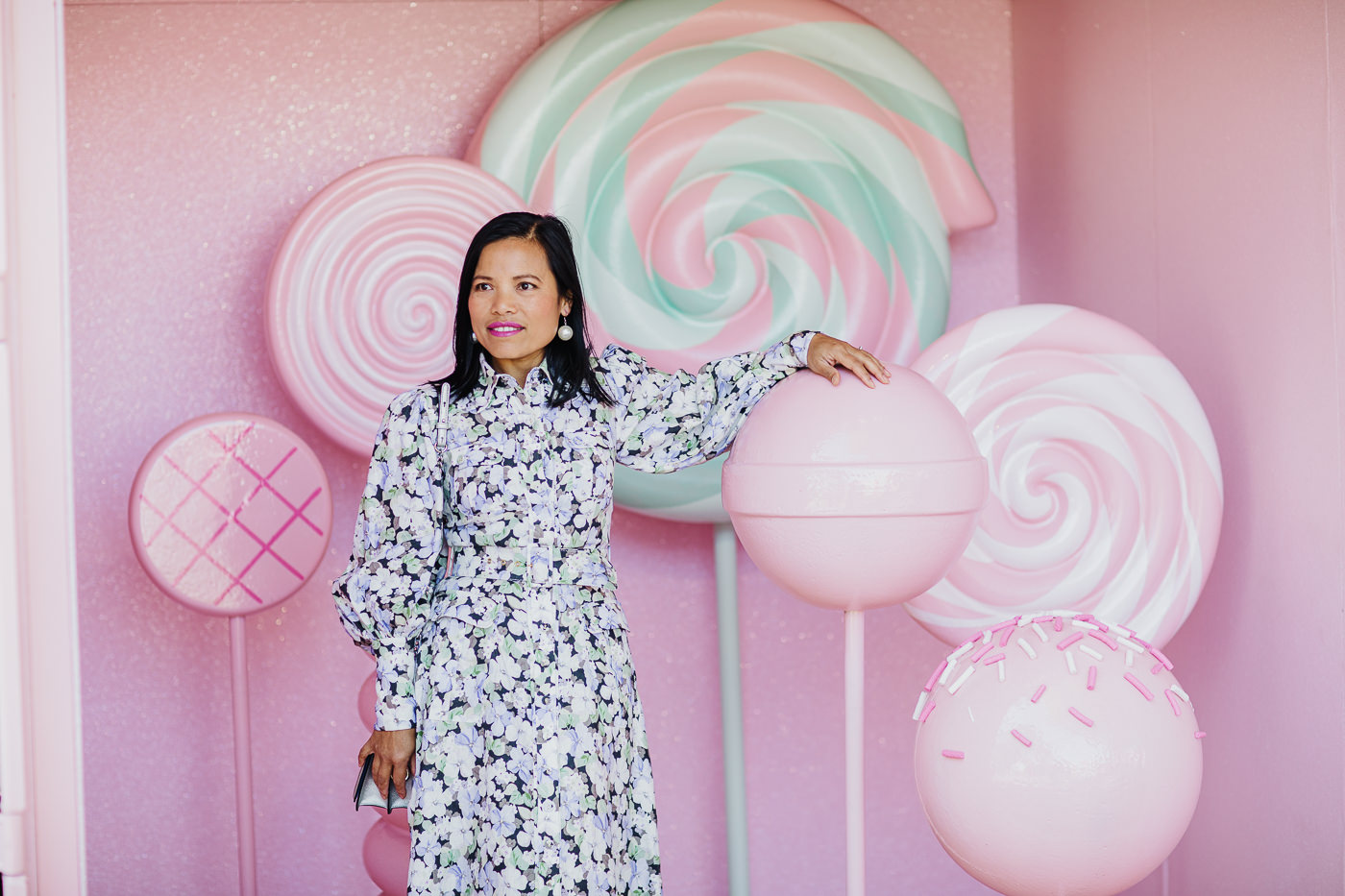 Lollipop and Candy photobooth - event photography in Melbourne