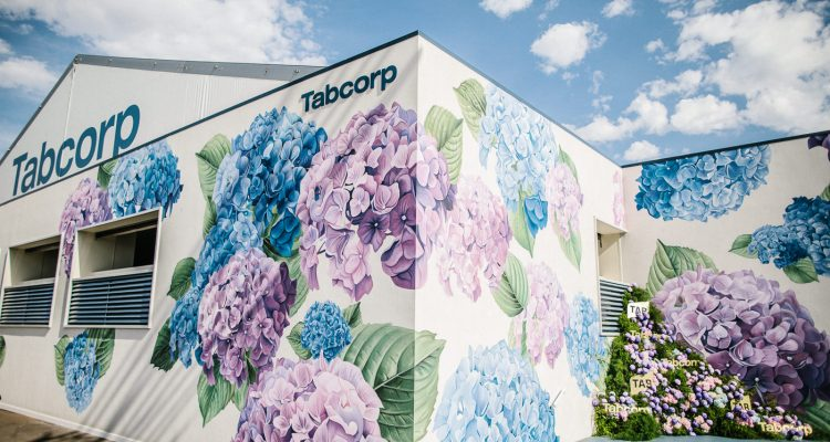 Bircage Marquee by Tabcorp 2019 at the Victorian Melbourne SprinG Racing Carnival 2019