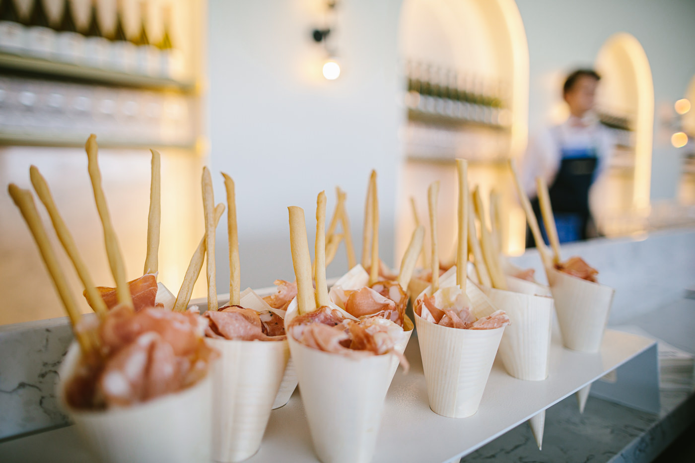 Tabcorp Marquee at the Birdcage 2019 - Food by Grosso