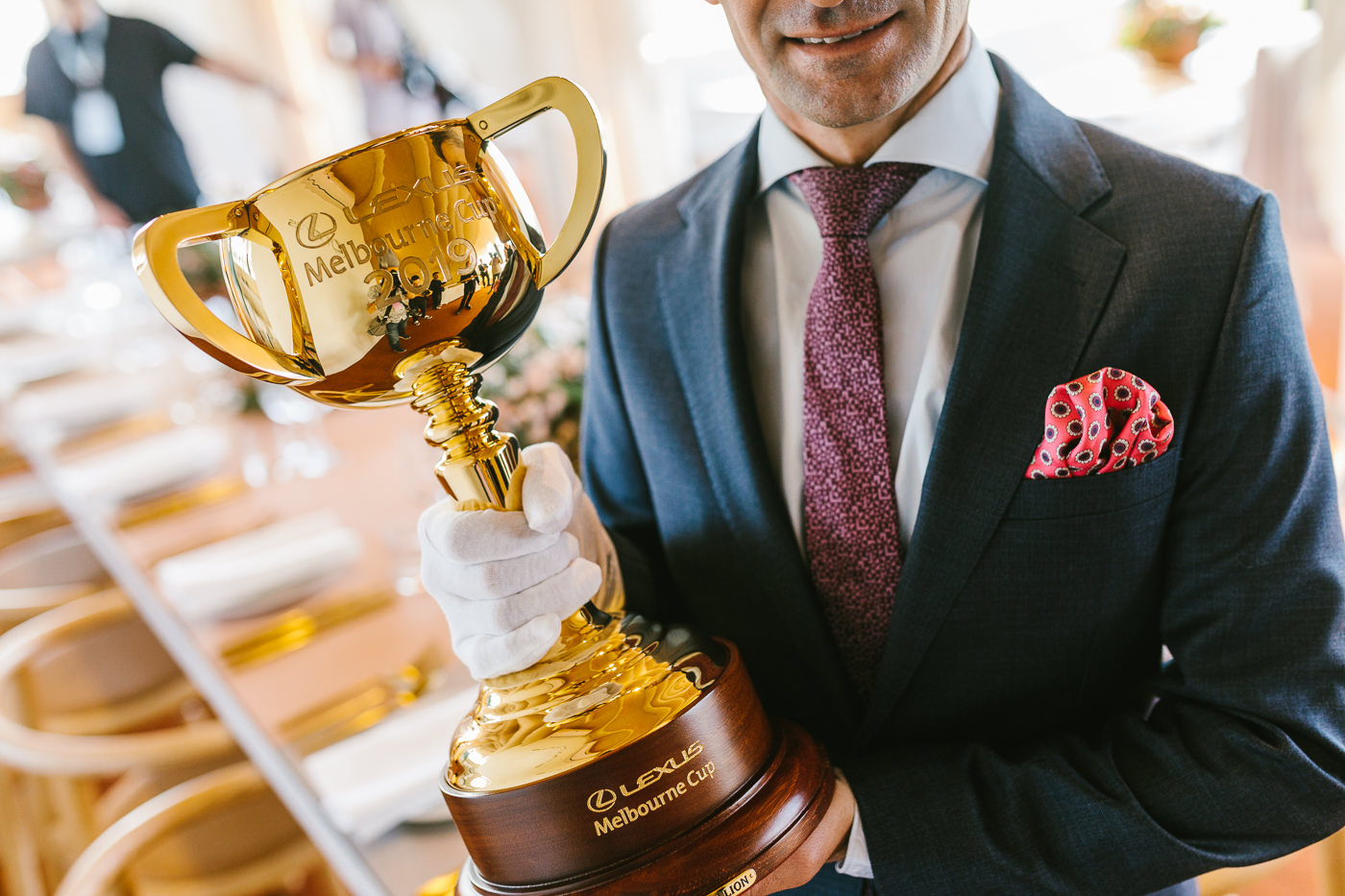 Melbourne Cup 2019 presented