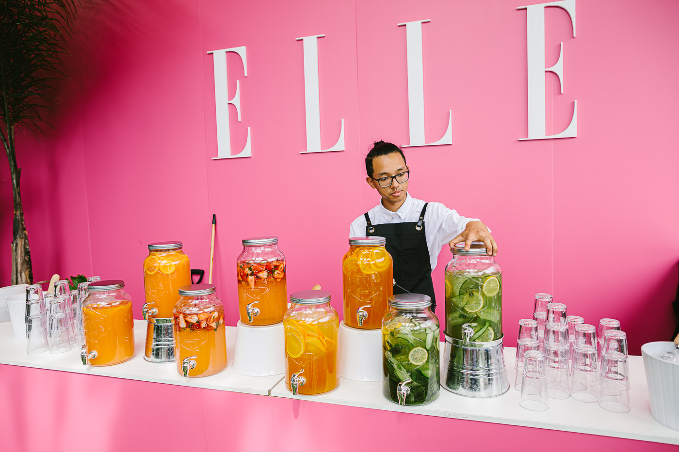 Elle Bar drinks