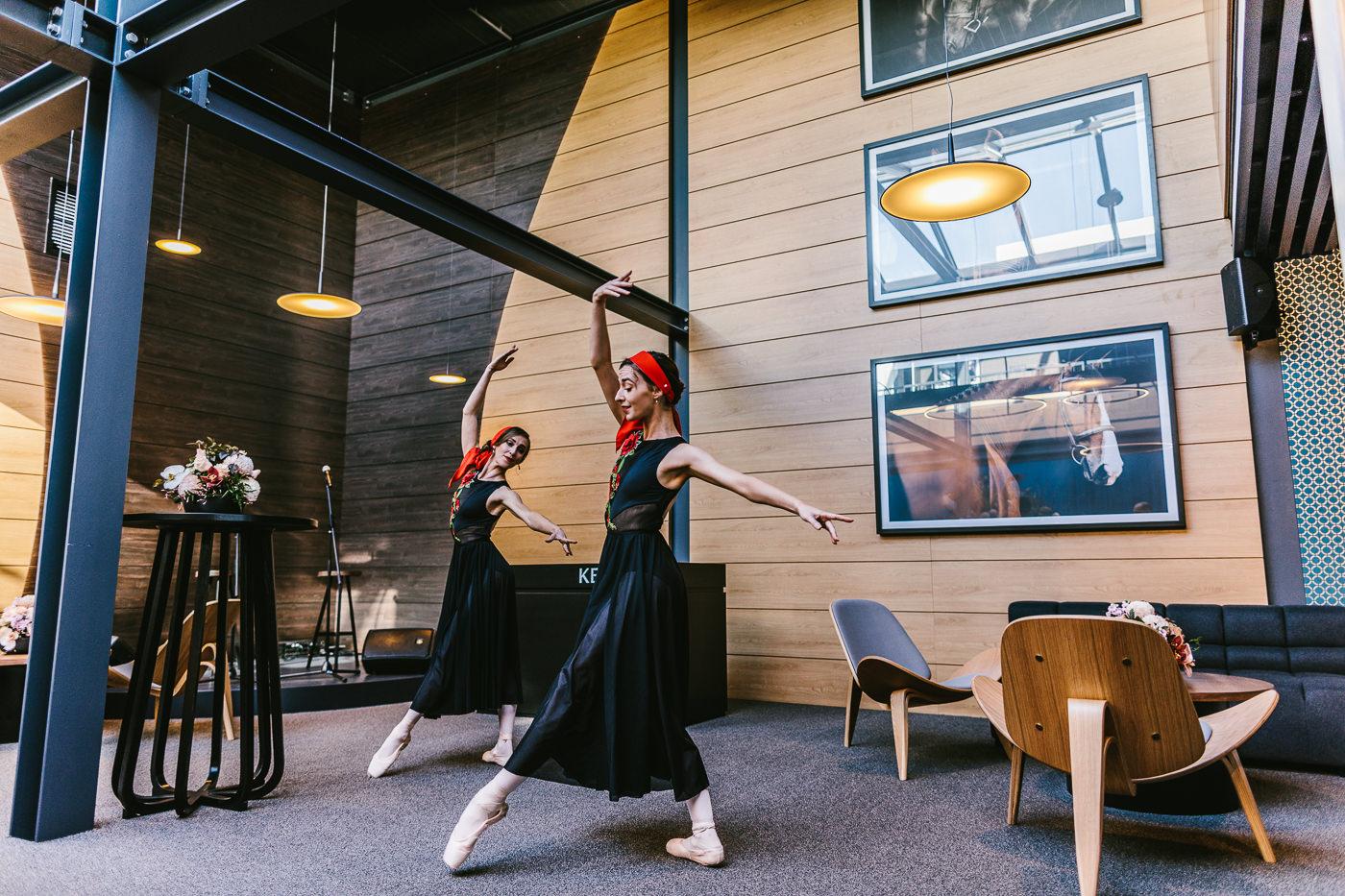 ballett dancers
