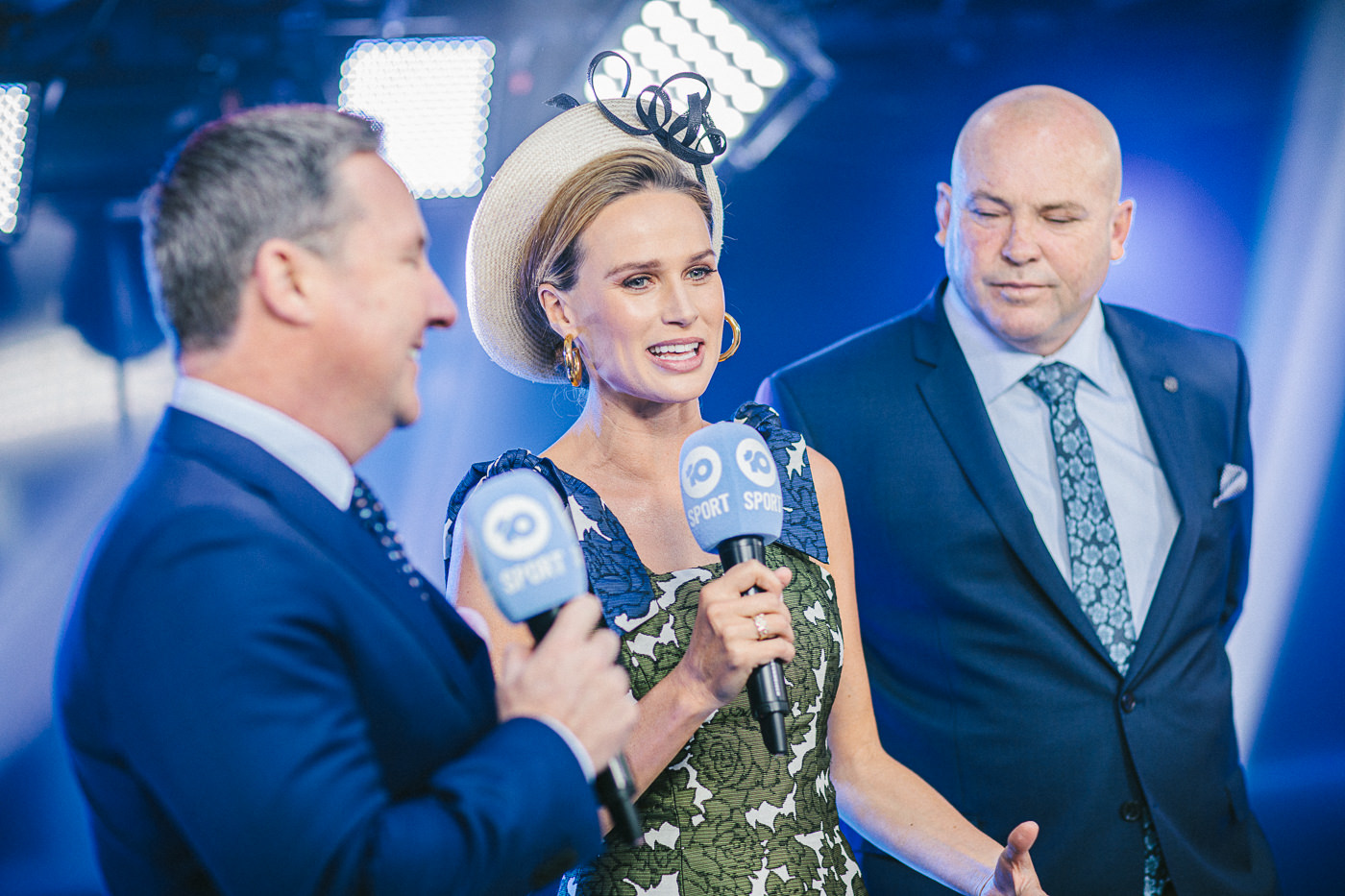 Channel 10 Melbourne Cup Coverage live