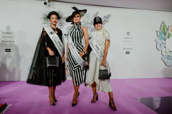 Derby Day Fashions on the Field Winners 2019 - Myer FTOF Winners 2019