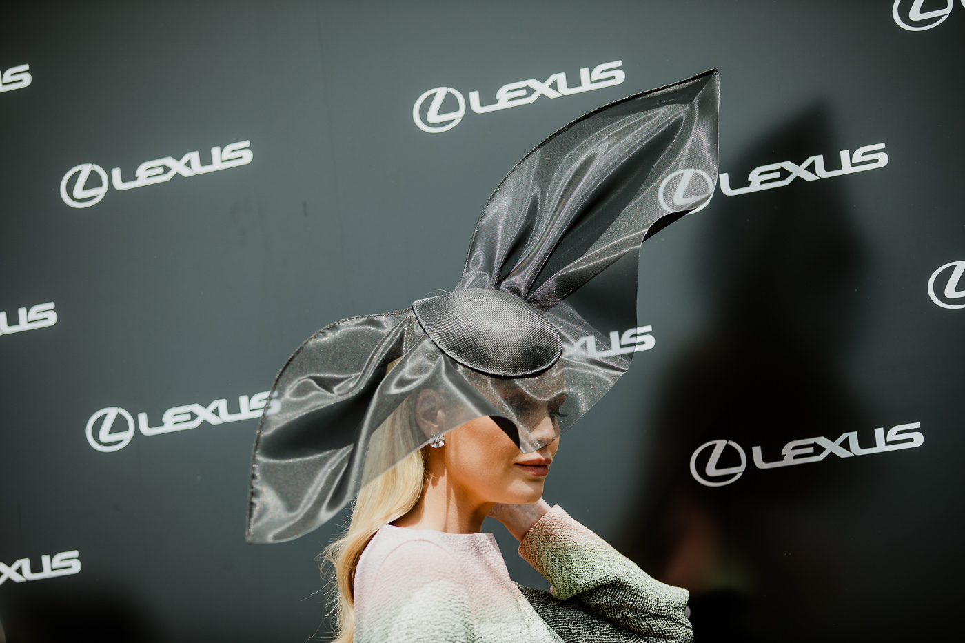 Lady Kitty Eleanor Spencer at Melbourne Cup