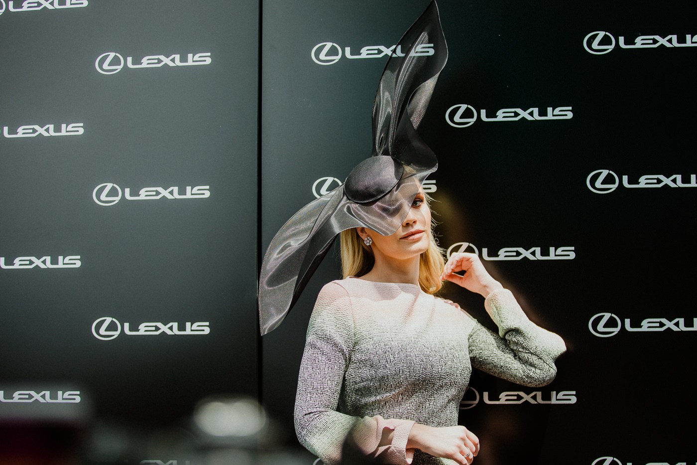 Lady Kitty Spencer - Best photos at the Melbourne Cup