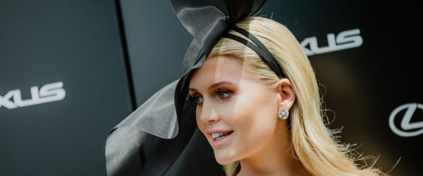 Lady Kitty Spencer at the Races in Melbourne - Melbourne Cup Celebrities