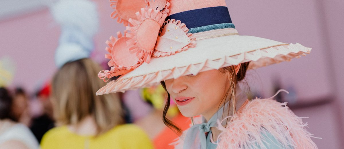 Candid photos at the races in melbourne