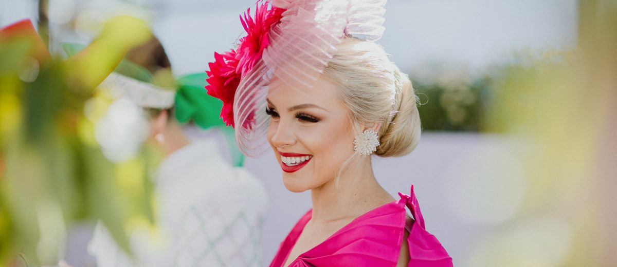 Smile - Racing Fashion in pink