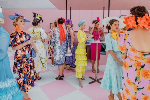 Racing Fashion Trends 2020 - the best images of the Melbourne Cup Carnival