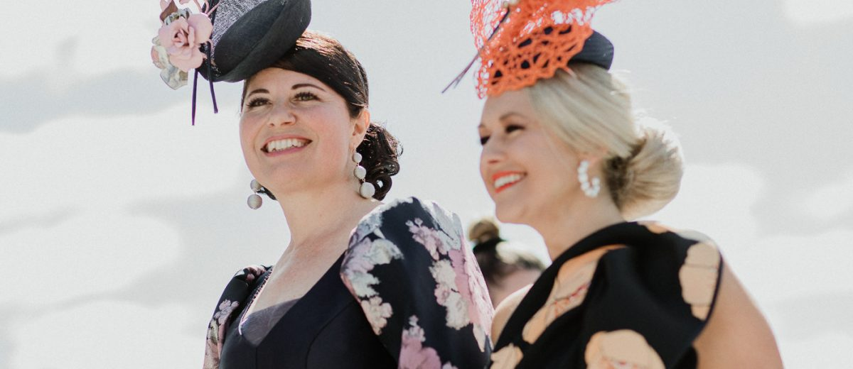 Millinery at the races - hats to wear to the races