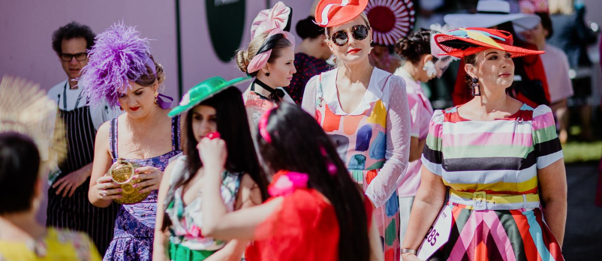 Fashions on the Field - Moments of the competition - atmopsphere of the event -