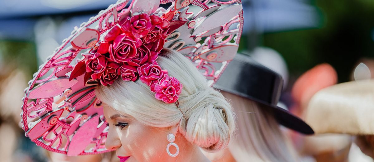 creative trends at this years melbourne cup