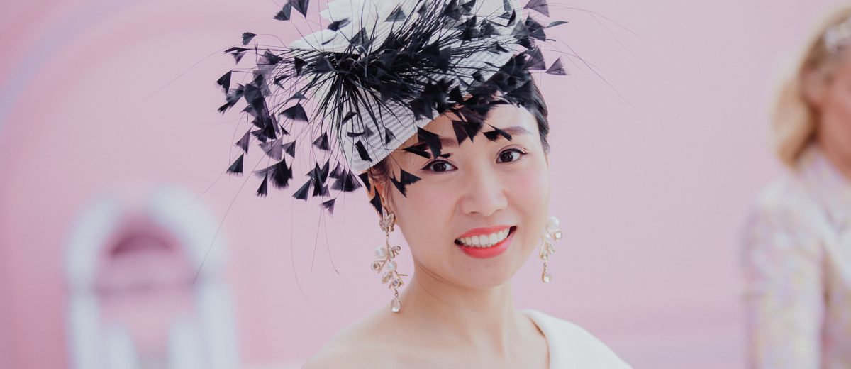 Melbourne Cup Photogallery - Chinese Racing Fashion