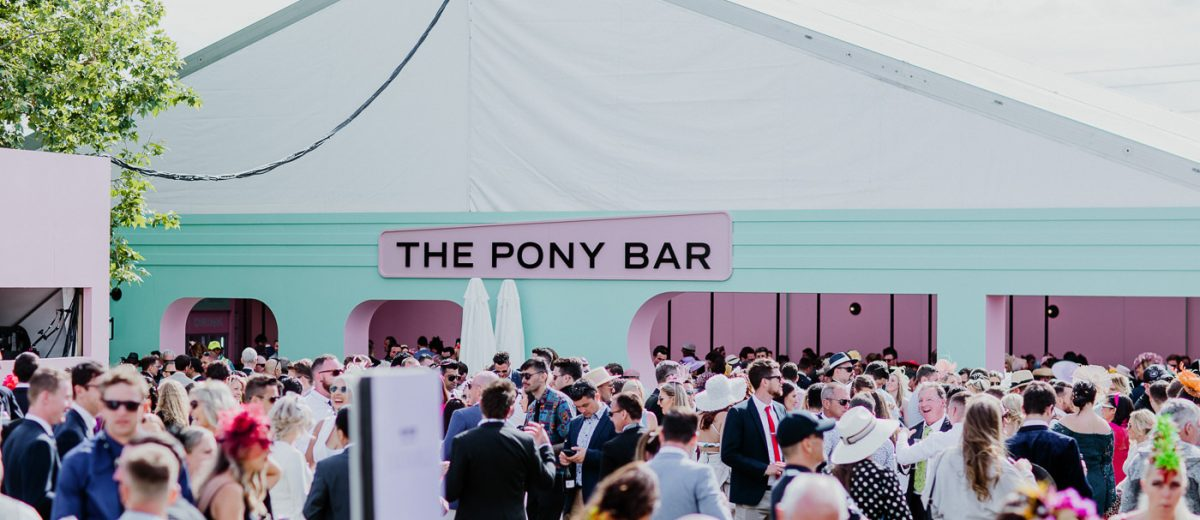 The Park at the Melbourne Spring Racing Carnival - Fashion and Entertainment