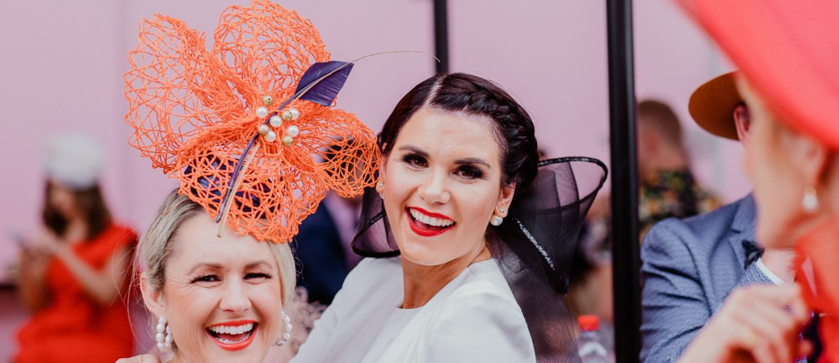 Creative Millinery at the Races