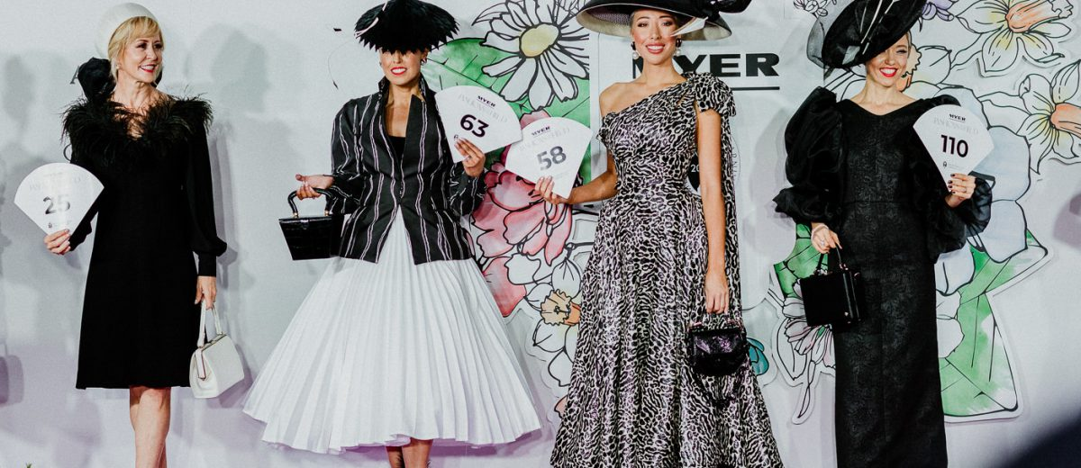 Derby Day Fashions on the Field 2020