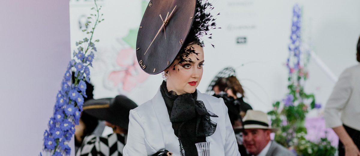 fashion photos - millinery