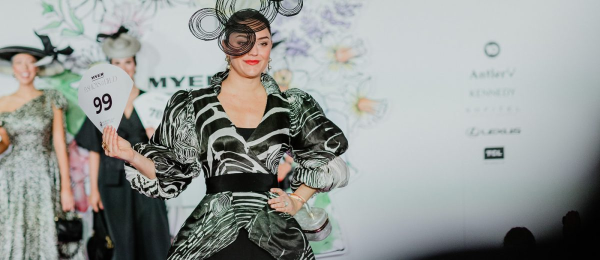 creative millinery - runway melbourne