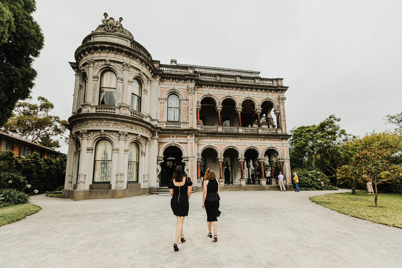 labassa mansion - wedding venue - event for millinery